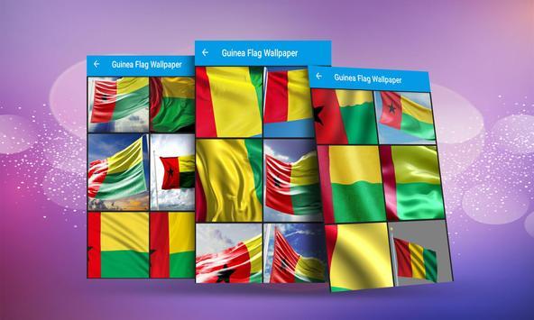 Guinea Flag Wallpaper apk screenshot