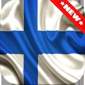 Finland Flag Wallpaper icon