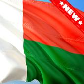 Madagascar Flag Wallpaper icon