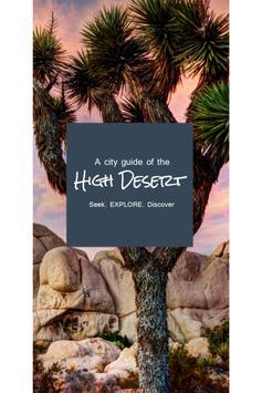 High Desert Hotspots apk screenshot