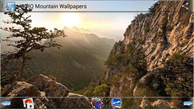 HD HQ Mountain Wallpapers apk screenshot