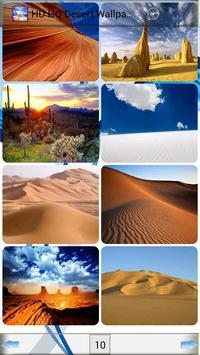 HD HQ Desert Wallpapers apk screenshot