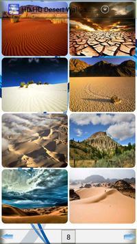 HD HQ Desert Wallpapers poster