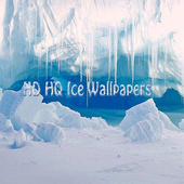 HD HQ Ice Wallpapers icon