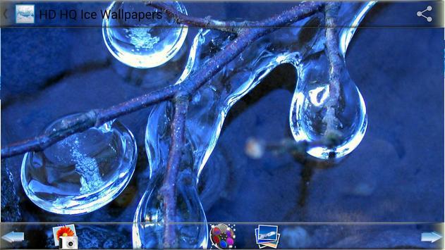 HD HQ Ice Wallpapers apk screenshot