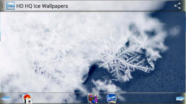 HD HQ Ice Wallpapers screenshot 6