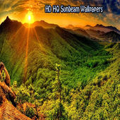HD HQ Sunbeam Wallpapers icon