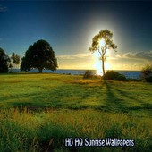 HD HQ Sunrise Wallpapers icon