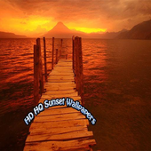 HD HQ Sunset Wallpapers icon