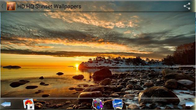HD HQ Sunset Wallpapers apk screenshot