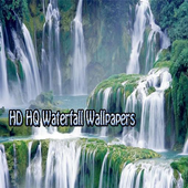 HD HQ Waterfall Wallpapers icon