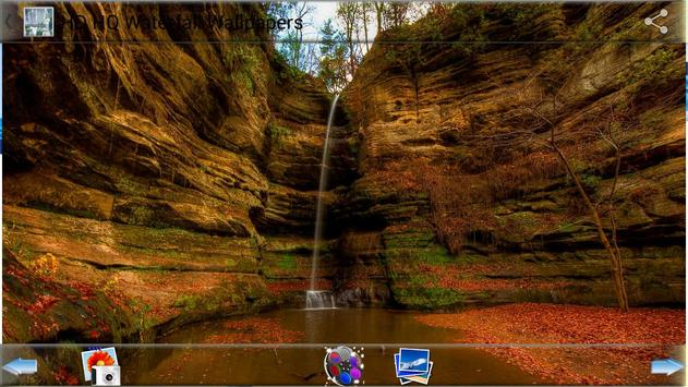 HD HQ Waterfall Wallpapers apk screenshot