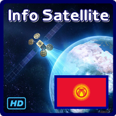Kyrgyzstan HD Info TV Channel icon