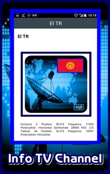 Kyrgyzstan HD Info TV Channel screenshot 1