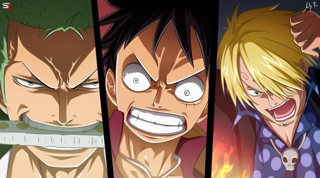 One Piece Wallpaper imagem de tela 9