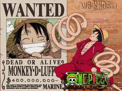 One Piece Wallpaper imagem de tela 3