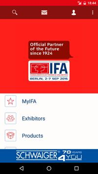 IFA 2016 poster