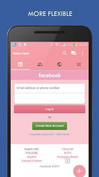 HD Messenger for Facebook screenshot 4