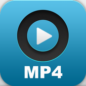MP4 Player for Android icon