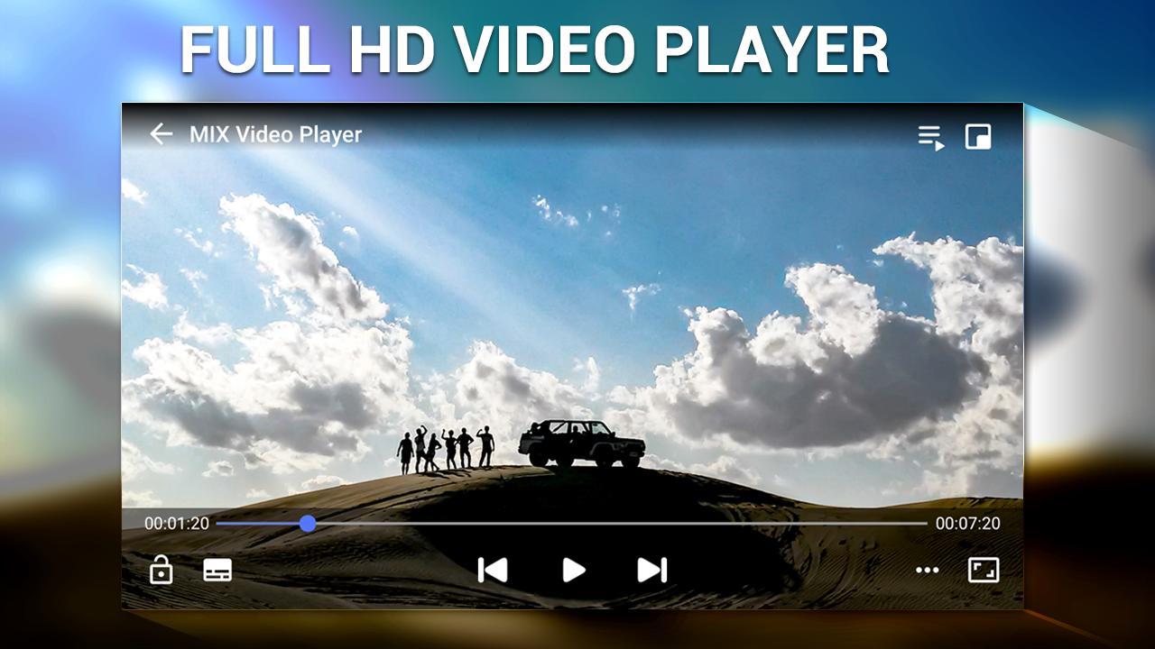 Full HD Video Player v2.0.0 [Premium] APK [Latest] 1