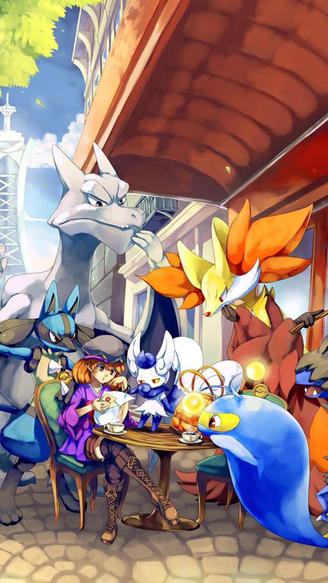 Pokemon Wallpaper für Android - APK herunterladen