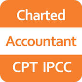 Charted Accountant CA CPT IPCC icon