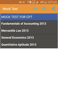 Charted Accountant CA CPT IPCC screenshot 4