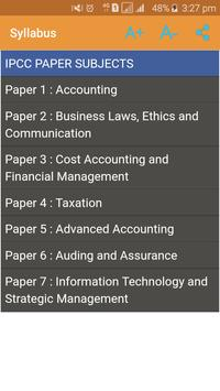 Charted Accountant CA CPT IPCC screenshot 3