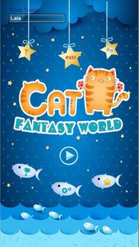 Cat Fantasy World Free screenshot 9
