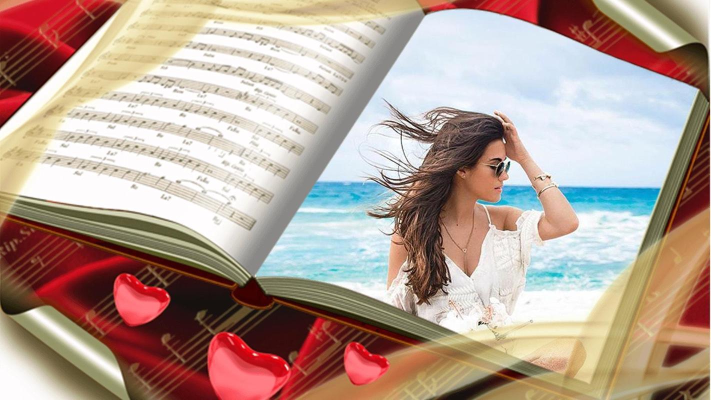 Fantastic Book Photo Frames Images - Picture Frame Design ...