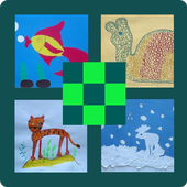 Kids World - Guess the Word icon