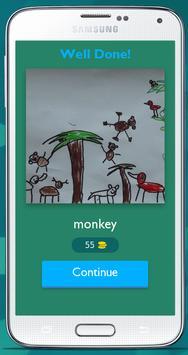 Kids World - Guess the Word screenshot 1