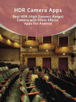 HDR Camera Apps apk screenshot