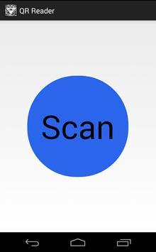 QR Reader apk screenshot
