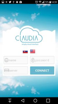 Claudia apk screenshot