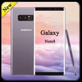 HD Wallpaper Galaxy Note8 | Full-Screen icon