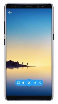 HD Wallpaper Galaxy Note8 | Full-Screen poster