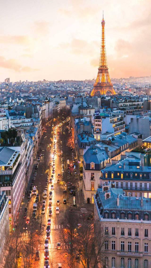 Hd Scenery Paris Wallpaper Background For Android Apk Download
