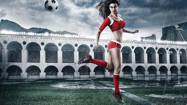 Soccer Football HD Wallpapers poster