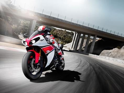Sports Bike HD Wallpapers poster