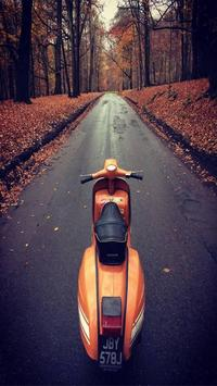 new scooter vespa hd wallpaper for android apk download