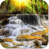 Waterfall Live HD Wallpapers icon