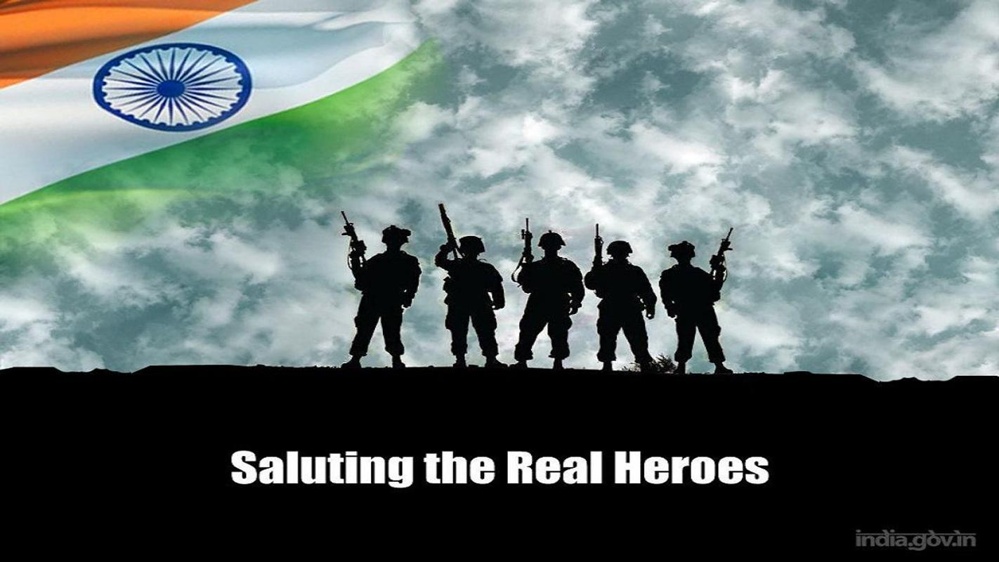 Indian Army Hd Wallpaper: Indian Army HD Wallpapers For Android