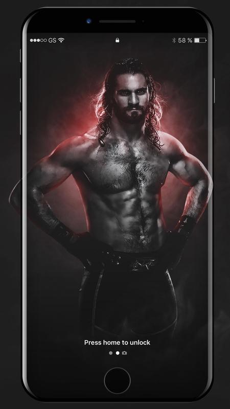 Seth Rollins Hd Wallpaper 2018 For Android Apk Download