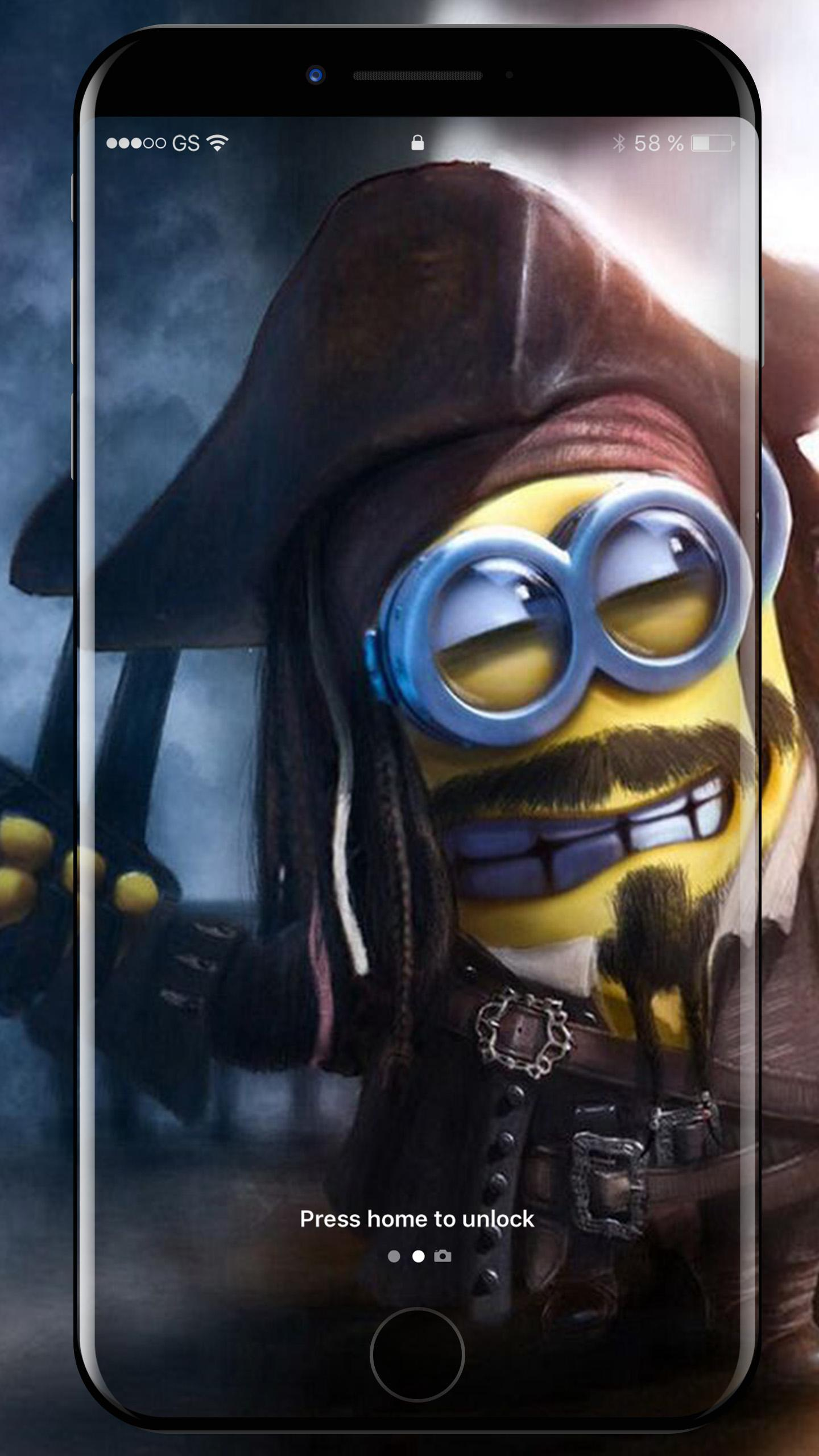 HD Wallpapers For Minions poster