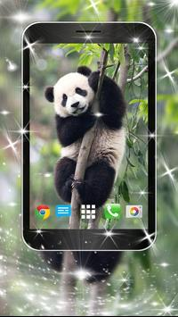 Baby Panda Wallpaper 2018 Poster Apk Screenshot