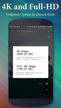 4K Wallpapers स्क्रीनशॉट 4