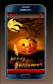halloween hd wallpeper 2016 apk screenshot