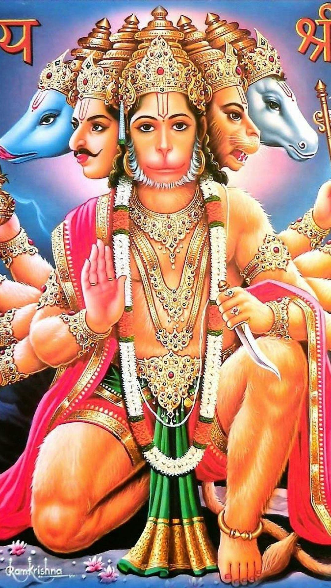 Jai Hanuman Hd Wallpapers For Android Apk Download