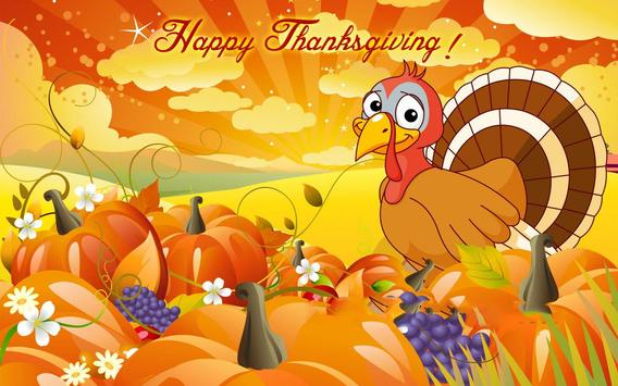 Thanksgiving Wallpaper screenshot 3